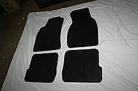 Audi A6 2001-2004 резиновые коврики Stingray Premium