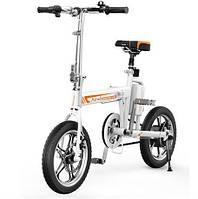 Электровелосипед AIRWHEEL R5T 214,6WH (белый)