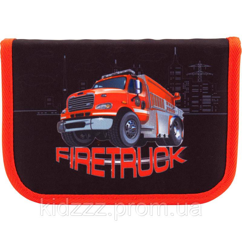 Школьный пенал Пожарная машина  Firetruck  Kite (Кайт)