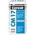 Клей еластичний Ceresit CM17/25kg купити Львів