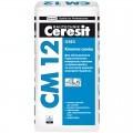 Клей для керамограніту Ceresit CM12/27kg PRO