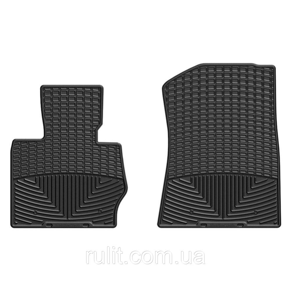 До/з BMW X3 килимки салону в салон на BMW БМВ X3 2010- / X4 2014-, чорні передні