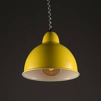 Потолочный светильник [ Color Series Vintage Loft ]  ( VL-1 жёлтый ), фото 1