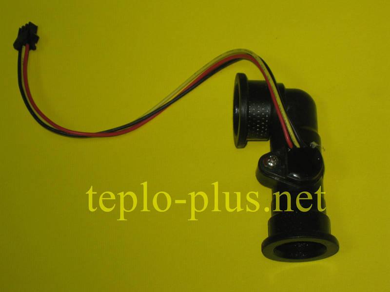 Датчик протока 65158269 Ariston Marco Polo M1, M2 10L FF, Gi7S 11L FFI NG, фото 1