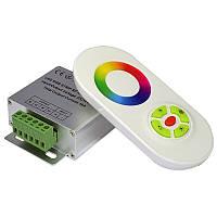 RGB touch контроллер 18A RF 216W 12V white, фото 1