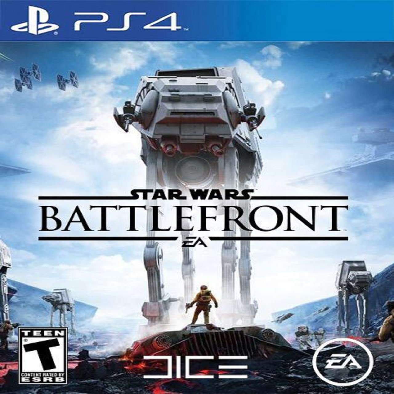 Star Wars: Battlefront ENG PS4 (Б/В)