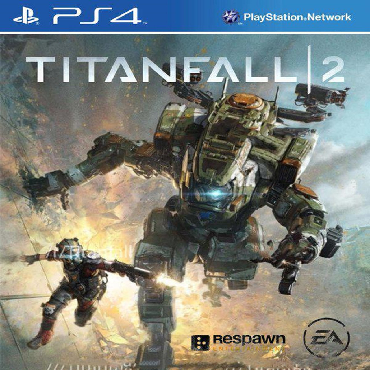 Titanfall 2 RUS PS4 (NEW)