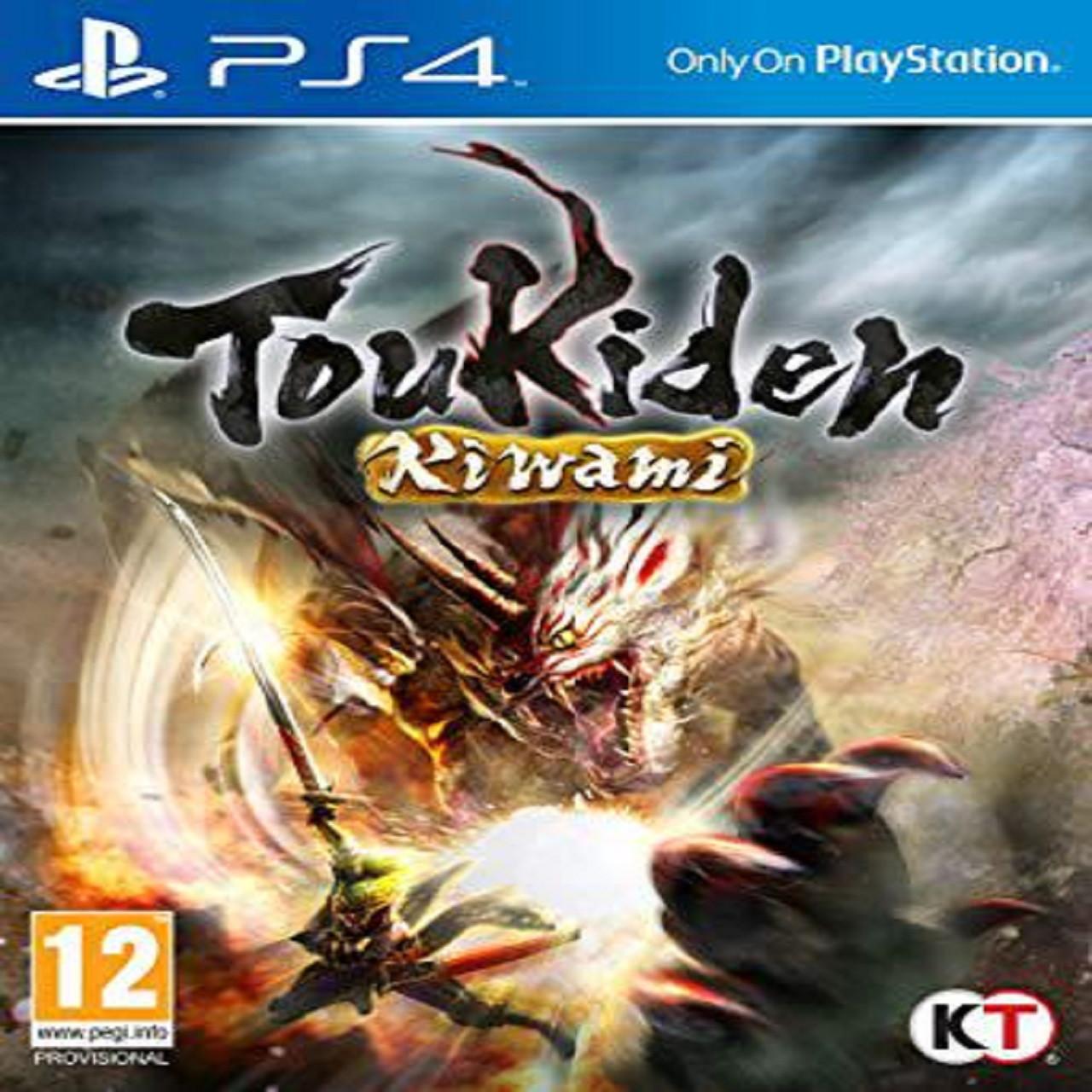 Toukiden: Kiwami ENG PS4 (Б/В)