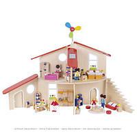 Кукольный домик-конструктор goki 51737G (51737G)