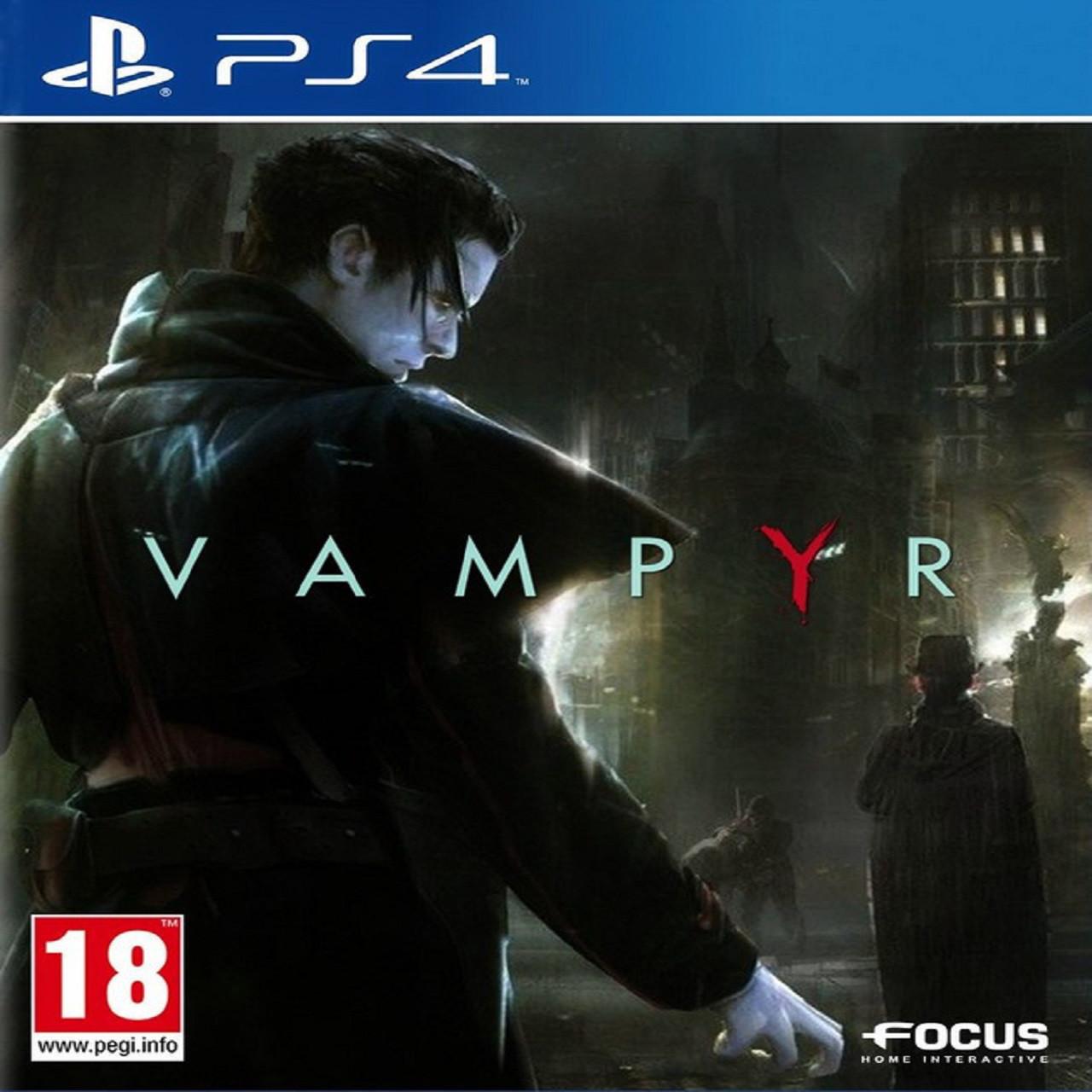 Vampyr SUB PS4 (Б/В)