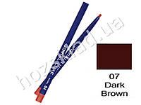 Карандаш механический Jovial Luxe ML-120 №07 темно-коричневый