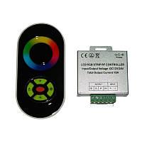 RGB touch контролер 18A RF 216W 12V black