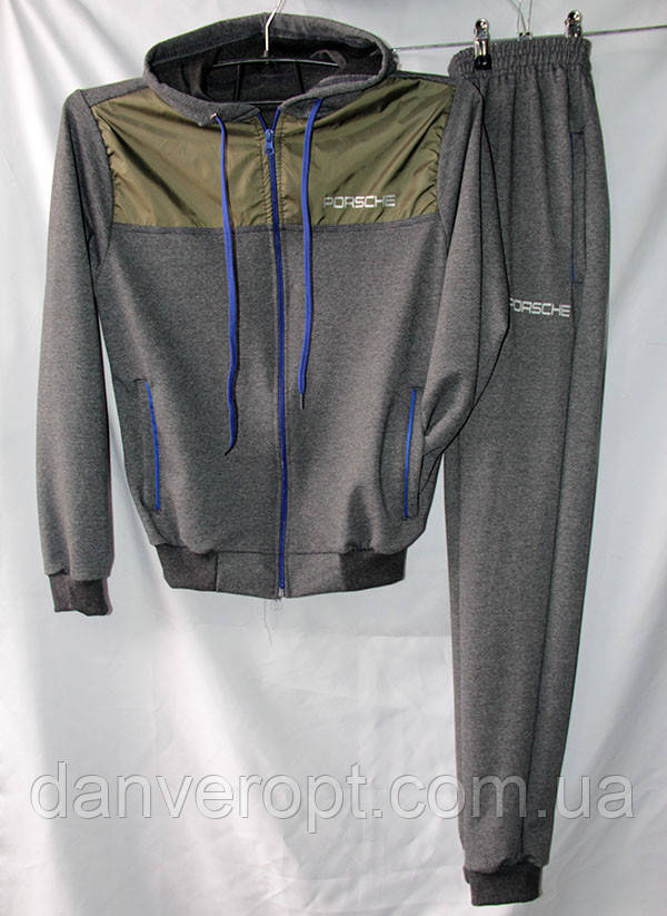 dadb9eac7384b Спортивный костюм юниор модный PORSCHE на мальчика размеры 42-50 купить  оптом со склада 7км