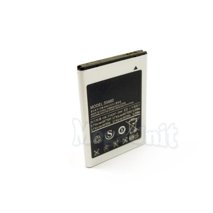 Аккумулятор для Samsung Galaxy Gio S5660 / Ace S5830