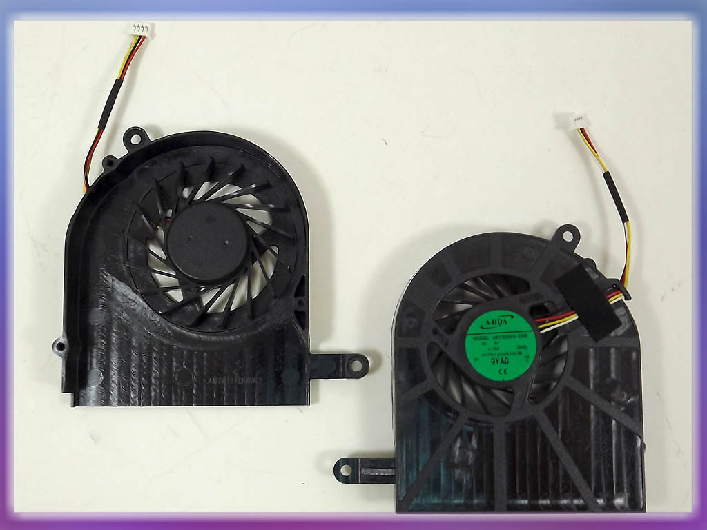 Кулер ACER Aspire 5739, 5739G (AB7805HX-EBB) cpu fan