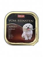 Консервы Animonda Vom Feinsten (Анимонда Вом Фенштейн) для собак с мясом оленя 150 г