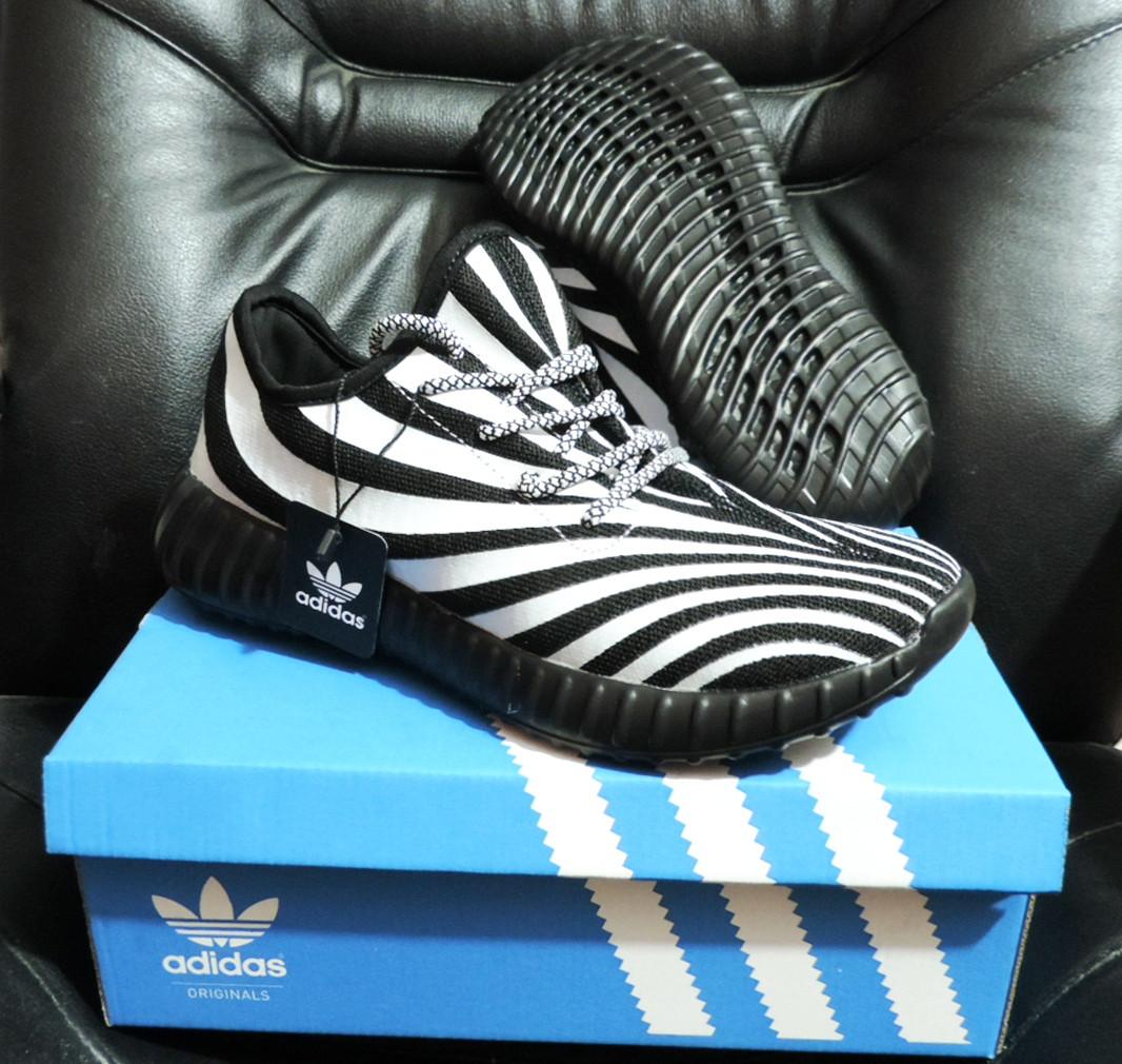 6d37a85d6b69 Мужские кроссовки Adidas Yeezy Boost V3 Zebra. Качественная реплика Адидас  Изи Буст 350. -