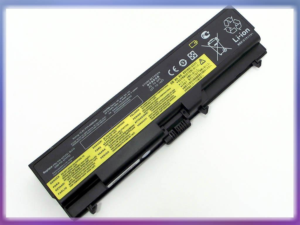 Батарея Lenovo ThinkPad E410 10.8V 4400mAh, Black