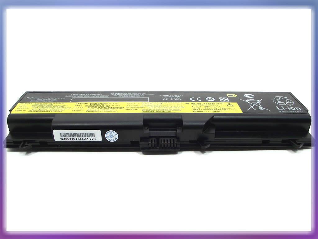 Батарея Lenovo ThinkPad E410 10.8V 4400mAh, Black 2