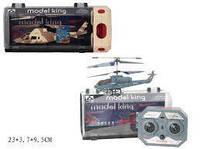 Вертолет на р/у, 2 вида, 33017