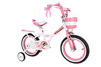 Детский велосипед Royal Baby Princess Jenny Girl Steel 18