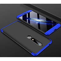 Чехол накладка GKK 360 для Nokia 6 2018 / Nokia 6.1