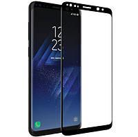 Защитное стекло Nillkin 3D CP+MAX Tempered Full Glass для Samsung Galaxy S9 plus (Black)