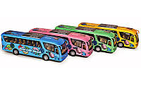 Машина метал. Tourist Bus KS7103W