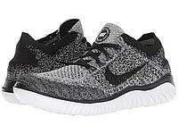 08a70567 Nike Free Rn Flyknit Blue — Купить Недорого у Проверенных Продавцов ...