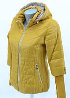 """Куртки для девочек """"Юниор"""" 8-16"""