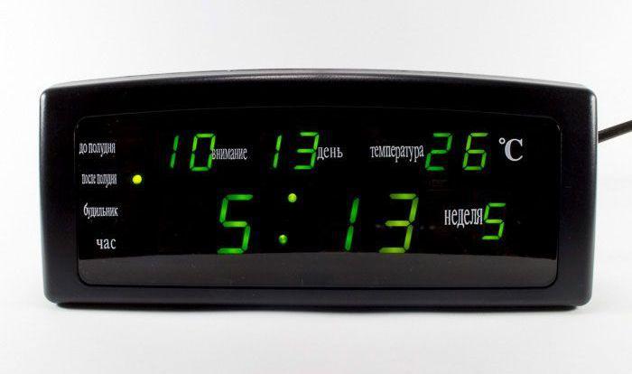 Электронные настольные часы Caixing CX-868, Кексинг ( код: IBW146-1 )
