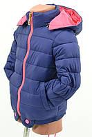 Детские куртки девочка 4-12