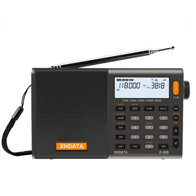 Радиоприемник XHDATA D-808