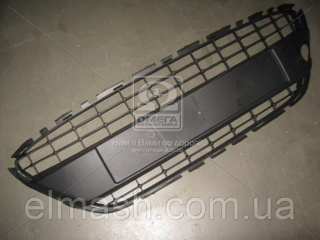 Решетка Ford Fiesta 09- без хромированной рамки (пр-во TEMPEST)