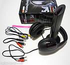 Наушники беспроводные Wireless Headphone - наушники с FM радио, фото 2