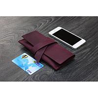 Чехол для смартфона Виноград - бордовый, фото 1