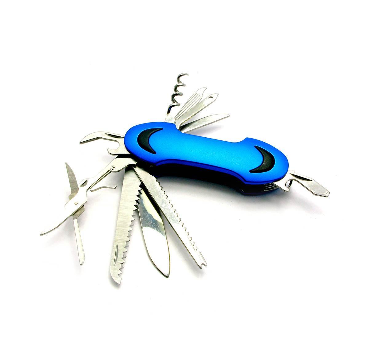 Складной нож с набором инструментов