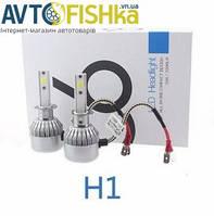 Лед лампи LED С6 лампи основного світла Н1