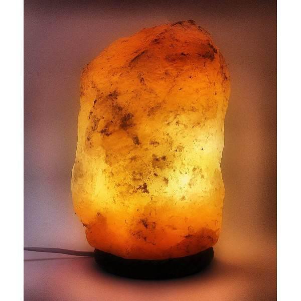 Соляная лампа (S-003)(5-9кг)(4 шт ящ.)(Гималайская соль)