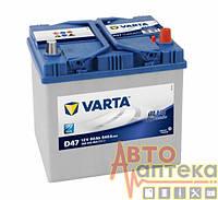 Аккумулятор VARTA Blue Dynamic D47 6СТ-60Ah АзЕ Asia (540EN) 560410054