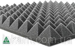 Студийный поролон 70мм пирамида