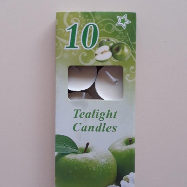 Свечи ароматизированные в таблетках Яблоко