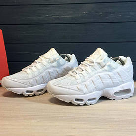 Nike Air Max 95 Full White 44 размер (реплика)