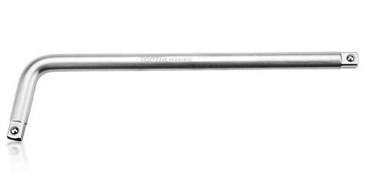 """Вороток Г-образный (угол 105°) 1/2"""" 300мм Toptul AFAS1612"""