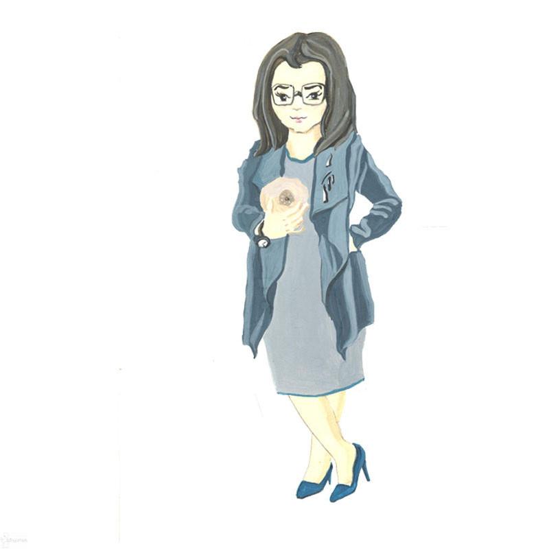 Консультант по грудному вскармливанию Анна Степаненко (онлайн консультация)