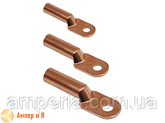 Медный кабельный наконечник для опрессовки DT-95 (ТМ-95, 95-8-5,4-М-УХЛ3)