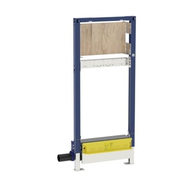 Geberit Duofix Душевой элемент с площадкой для монтажа смесителя, высота 130 см, выпуск 50 мм