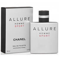 Chanel Allure homme Sport EDT 100 ml (лиц.), фото 1