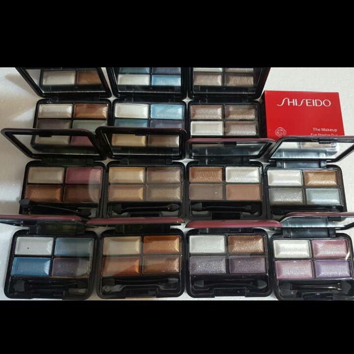 Тени Shiseido the makeup eye shasow duo ombres duo 12 g