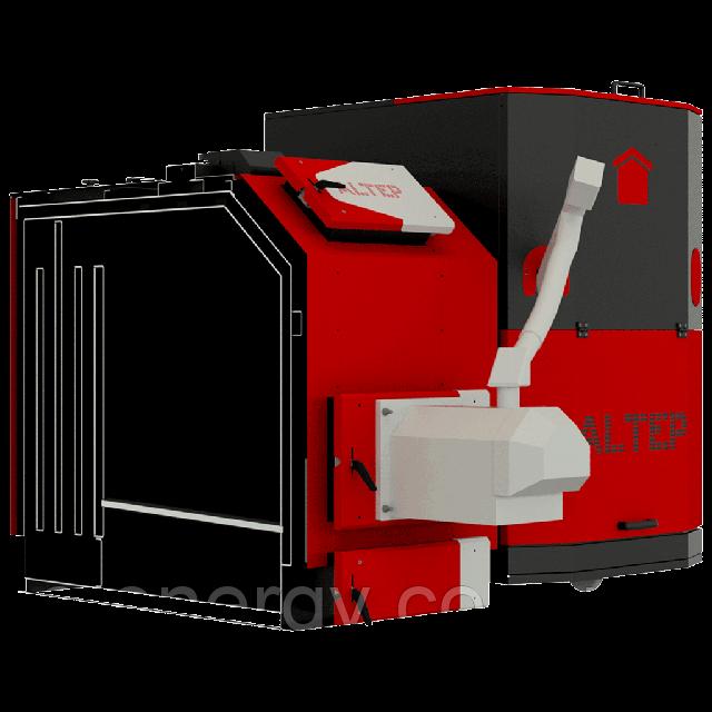 Пелетный  котел Альтеп Trio Uni Pellet 14 кВт + Eco-Palnik UniMAx